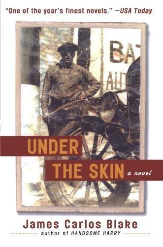 under the skin : james carlos blake