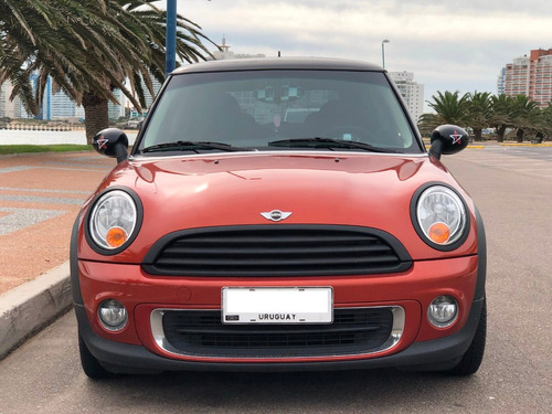 unico mini cooper 1.6,122cv, manual 6ta, 2do dueño extras!!!