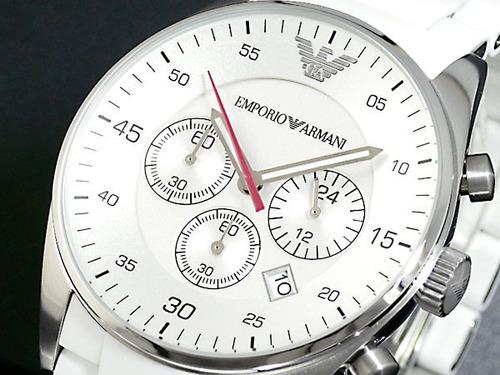 unico reloj emporio armani ar5859 %100 original con garantía
