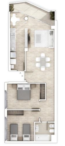 unidades de 1 y 2 dormitorios en gala point
