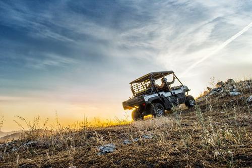 utv kawasaki mule pro fxt ranch edition  2018