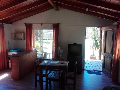 vacaciones en playa verde! cabaña con wifi-aire-cable
