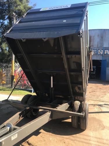 vagon forrajero inroda 5 y 8 m3
