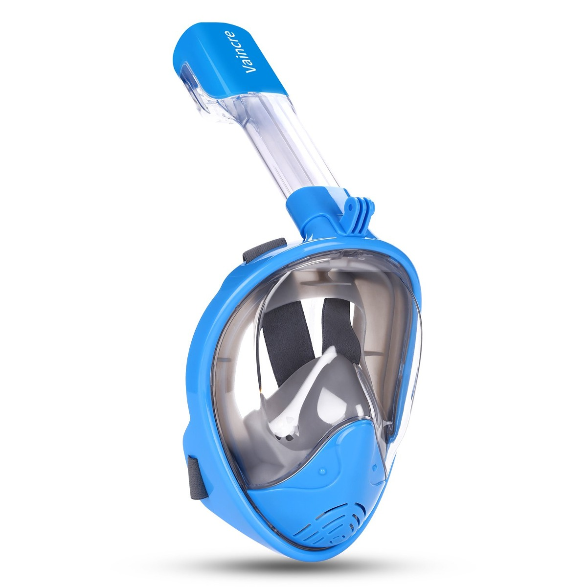 9debef4e7 Vaincre 180 ° Máscara De Snorkel De Cara Completa