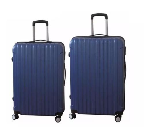 valija rígida set 24-28 resistente impermeable 4 ruedas lg