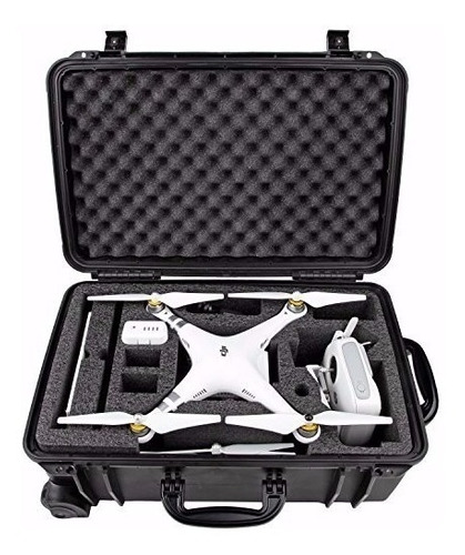 valija táctica varias medidas peli (cámaras, drones) mj5013