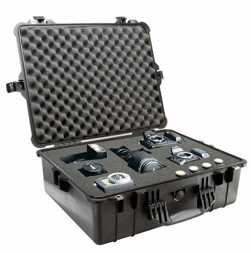 valija táctica varias medidas peli (cámaras, drones) mj5019