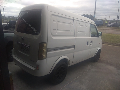 van cargo gonow mini