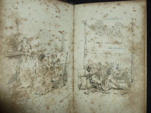 vanity fair , thackeray,  1849 , segunda edicion en ingles