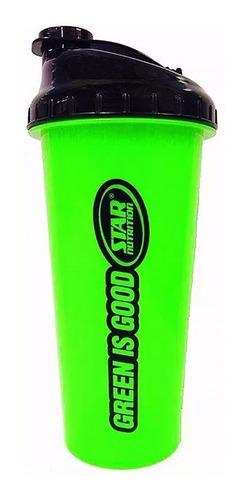 vaso batidor shaker star nutrition 500 ml - para batidos