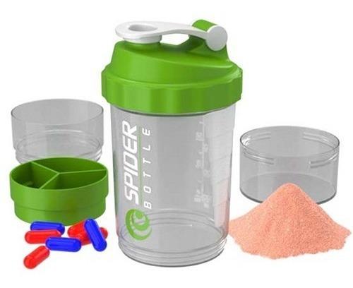 vaso mezclador deportivo 500ml shaker batidos proteína febo