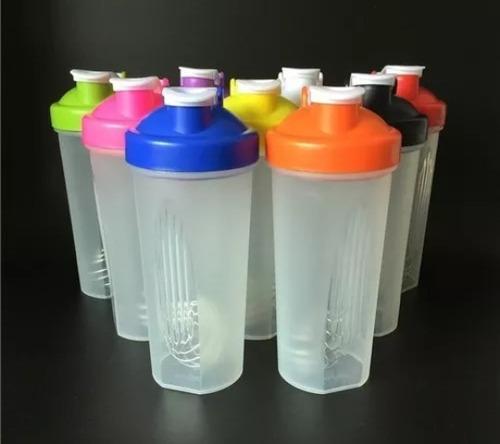 vaso mezclador, shaker para whey protein botella deportiva
