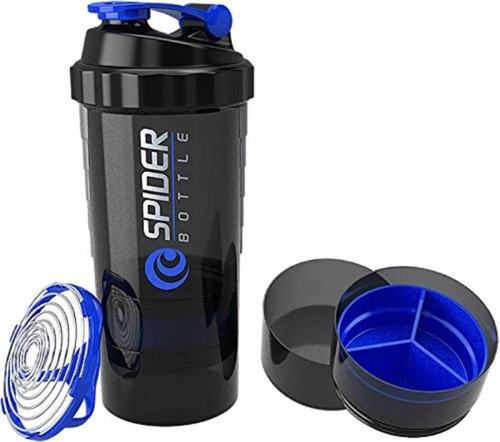 vaso para mezclar proteina modelo spider batidos shaker ®