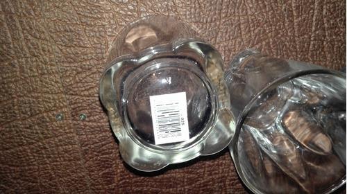 vasos para whisky 8 cm alto nuevos