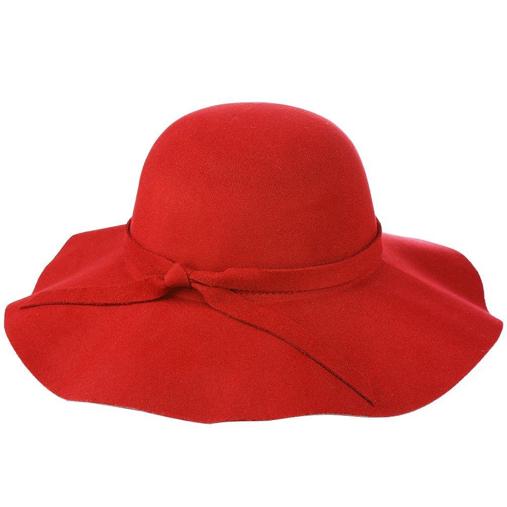 14f118c53385c vbiger fedora hat floppy hat bowler hat sombrero de ala a. Cargando zoom.