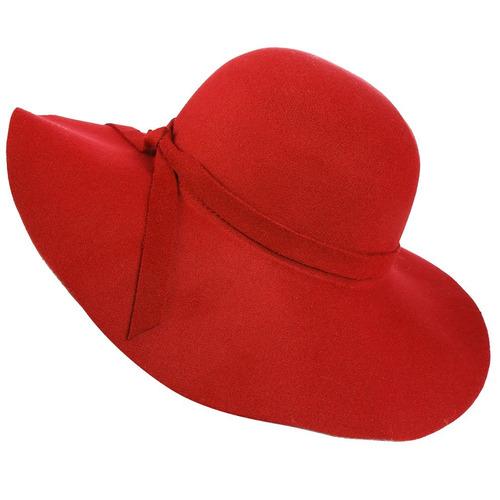 3c37f22c47c8d Vbiger Fedora Hat Floppy Hat Bowler Hat Sombrero De Ala A - U S 33 ...