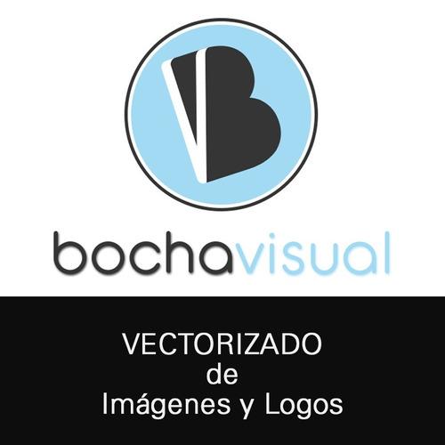 vectorizado vectorización de imágenes o logos