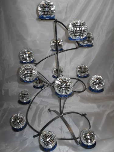 velas - ceremonia de velas 15 años - arbol completo