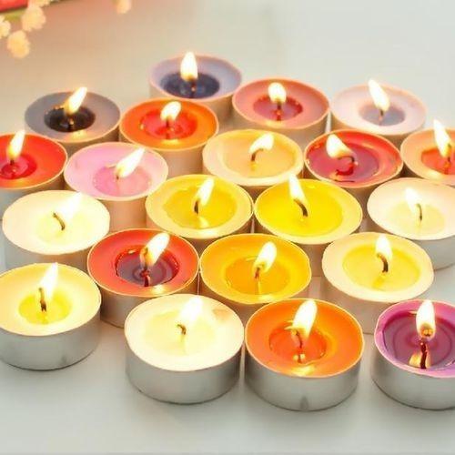 velas flotantes x 8
