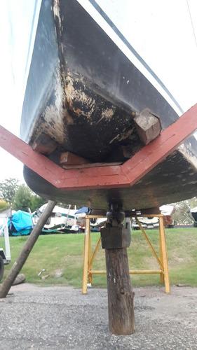 velero 22 pies de orza band.urug.permuto por 4x4