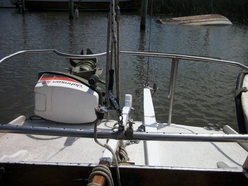 velero clase petrel - año 63