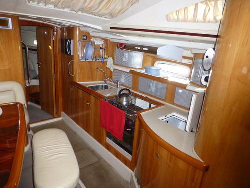 velero importado wind 43 yanmar 54 hp  britos yachts
