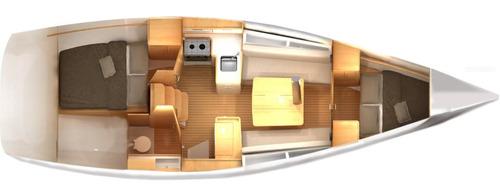 velero nuevo  n 34.5 en astillero  entrega 08/2018.