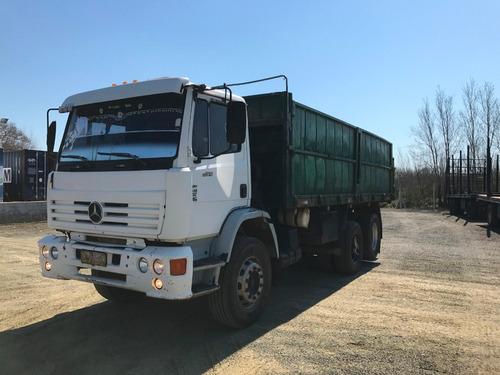 vendo 4 camiones profesional de cargas