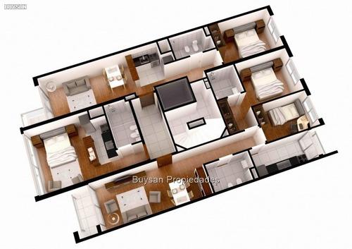 vendo apartamento 1 ambiente,pocitos,montevideo,uruguay