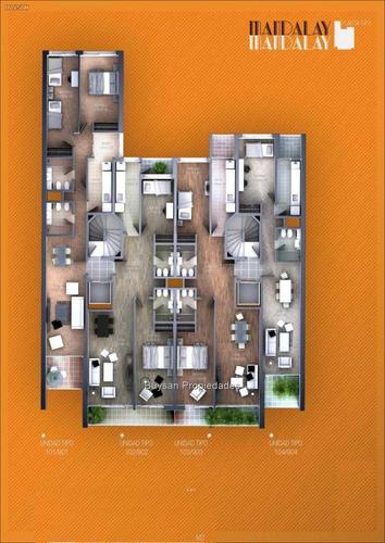 vendo apartamento 1 dormitorio alquilado,pocitos,mdeo,uru
