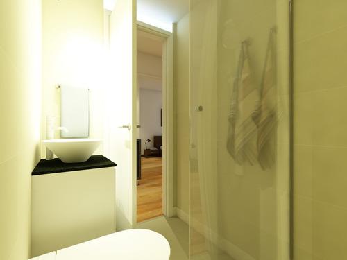 vendo apartamento ambiente pocitos a pocas cuadras del world trade center y a pasos de la rambla, montevideo uruguay