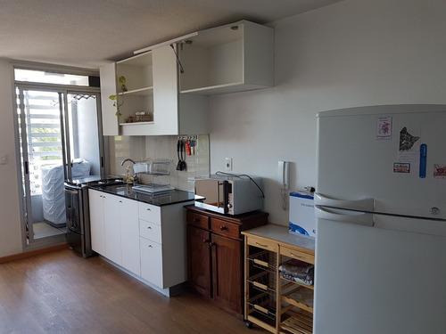 vendo apartamento en tres cruces 1 dormitorio 1 baño