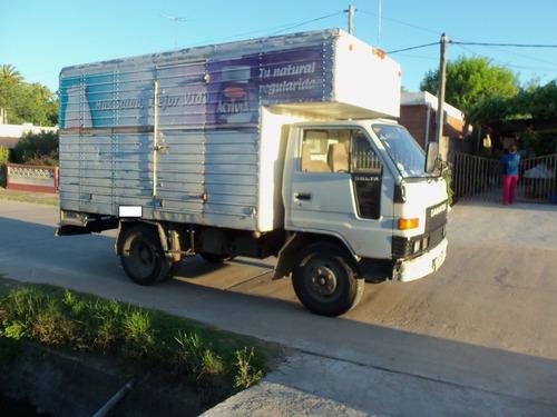 vendo camión daihatsu delta
