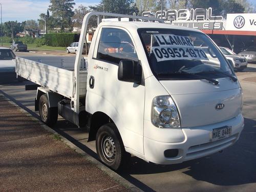 vendo camion kia bongo k2500 diesel año 2013 impecable