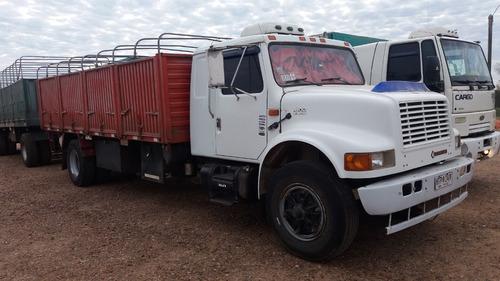 vendo camiones international y ford