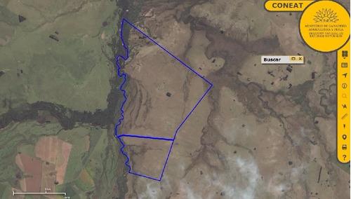 vendo campo de 839 hás en rocha a 18 km. de ruta 13