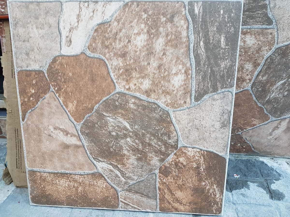Vendo Ceramica Imitacion Piedra Laja Para Exterior Alto