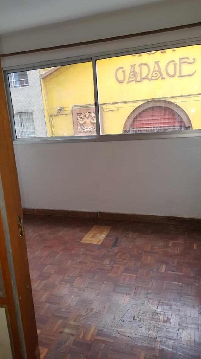 vendo departamento monoambiente calle tacuarembó esquina 18