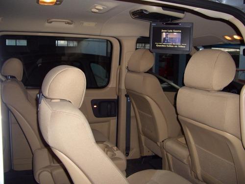 vendo hyundai h1 12 pasajeros impecable - unico dueño
