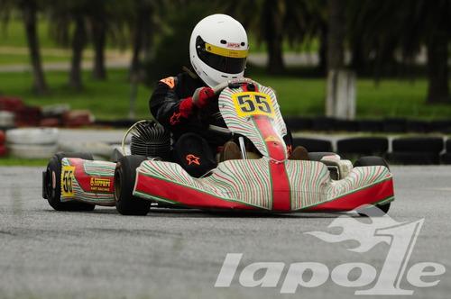 vendo kart chasis: tony kart racer 401 2015