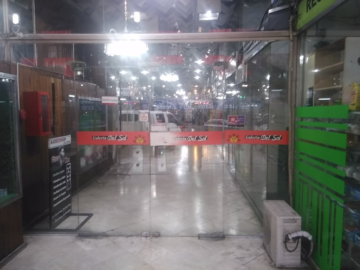 vendo kiosko en el centro