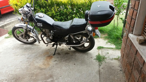 vendo moto winner exclusive 125 cc, 50000 kmts, impecable