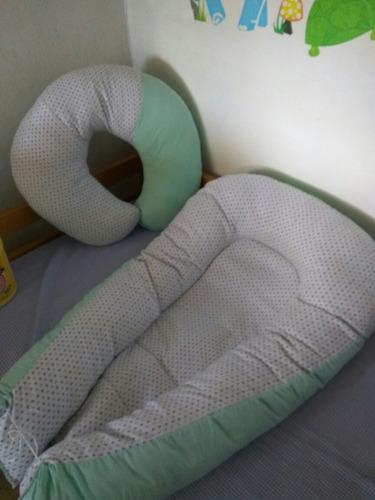 vendo nido y almohada de lactancia