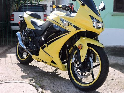 vendo ninja 250r personalizada impecable