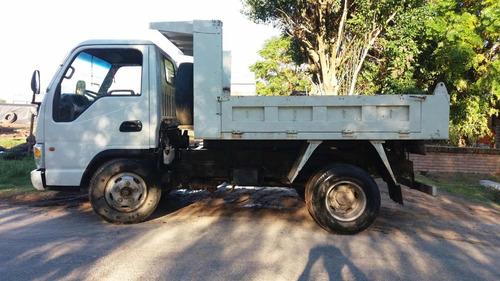 vendo o permuto camion jac volcadora hfc3035