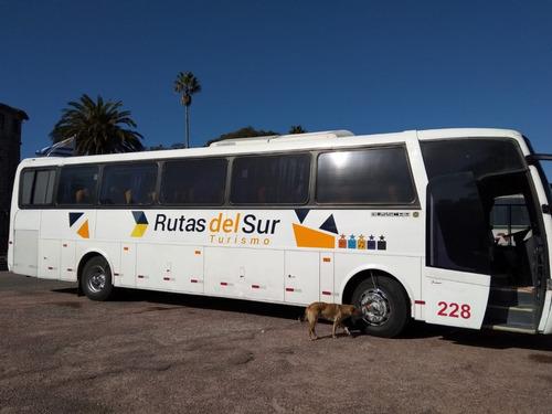 vendo ómnibus turismo