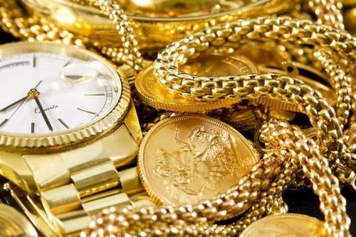 vendo oro y plateria en  treinta y tres  y este 33 oro oribe