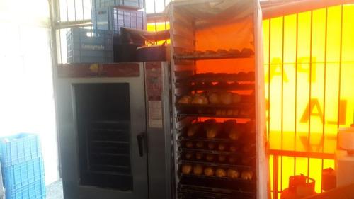 vendo panaderia funcionando a full!!! sobre giannattasio !!