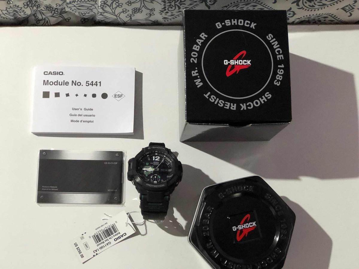 Shock G Casio Reloj Reloj Vendo Vendo f7y6bYg