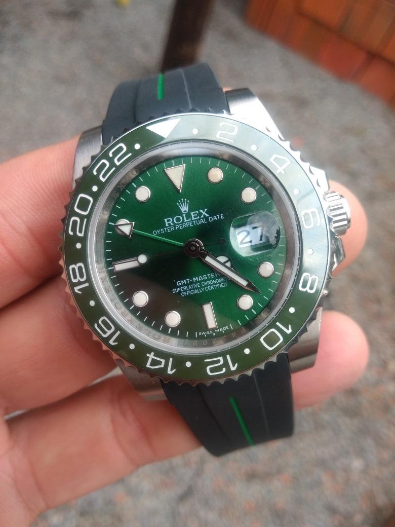 newest 6ea07 b35f5 Vendo Reloj Rolex Gmt